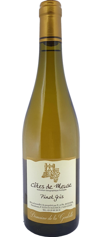 Côtes de Meuse Pinot Gris
