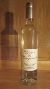 Crème de Bergamote