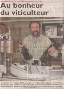 Journal de Meurthe-et-Moselle 1